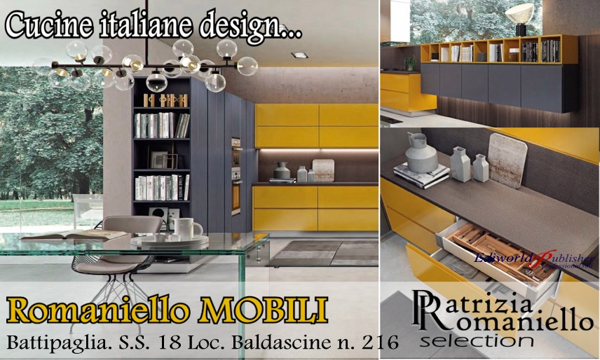 Cucine da Romaniello MOBILI selection by Patrizia Romaniello Battipaglia, Salerno