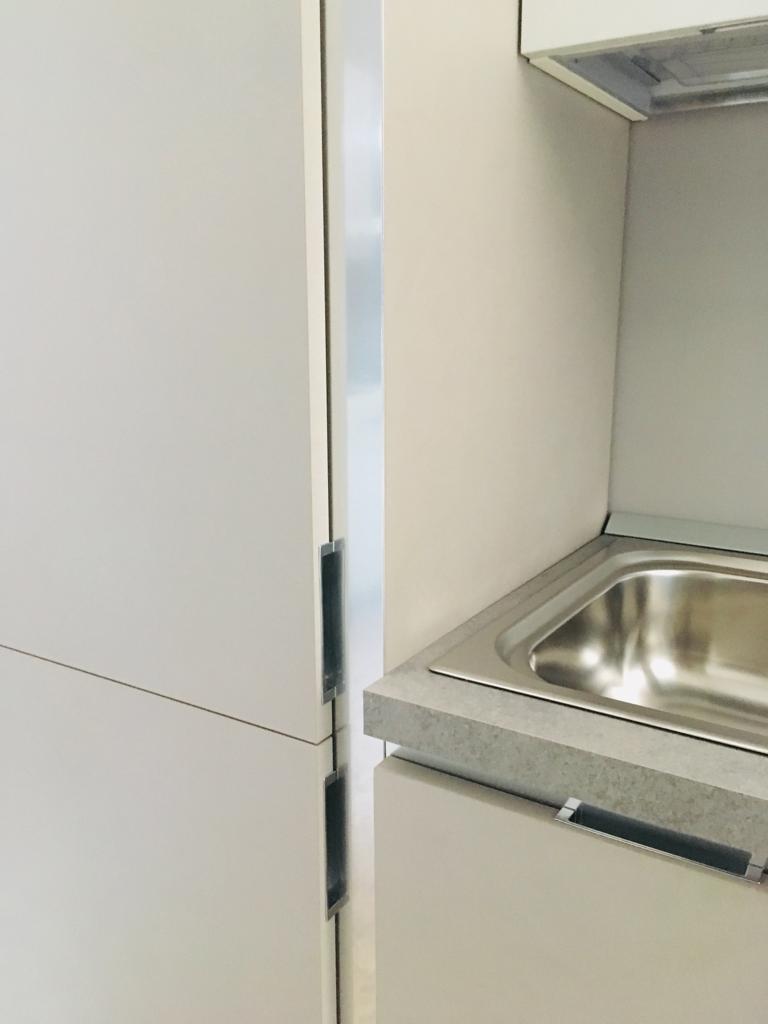 Cucine Moderne grigio cemento Romaniello MOBILI selection by Patrizia Romaniello Battipaglia, Salerno