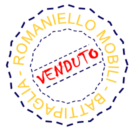 Romaniello Mobili VENDUTO